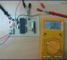 Waveform Generation using AVR Microcontroller (Atmega16) Timers