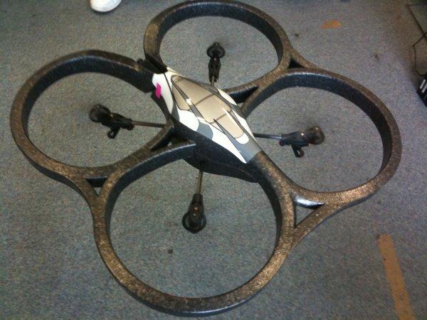 AR Drone Quadrotor