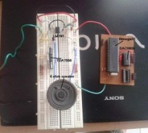 Audio Tone Generator using AVR Microcontroller