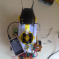 Cell Phone Controlled Pick and Place Robot