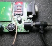 GSM Based Intruder Alerting System