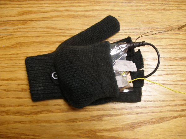 Glove controller