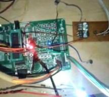 Light Tracker Demonstration