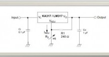 Variable Power Supply with LCD