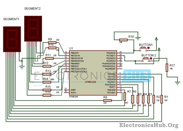 DTMF Controlled Home Automation System Circuit