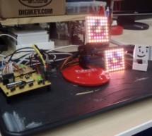 AVR Dual RGB Matrix Driver