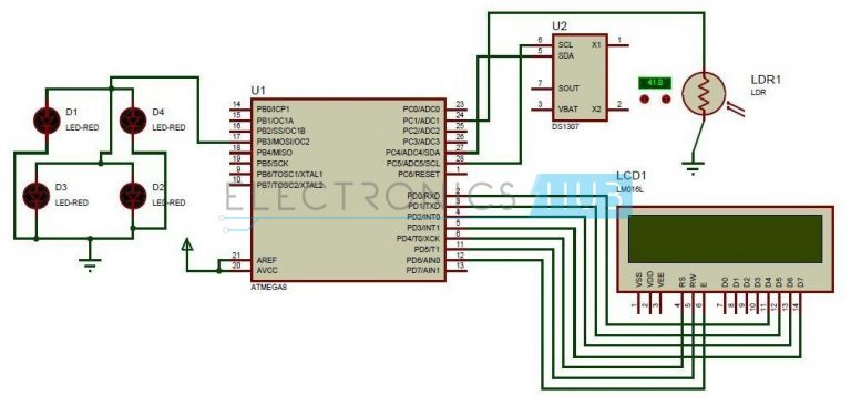 Auto-Intensity-Control-of-Street-Lights-Circuit-Diagram-768x367
