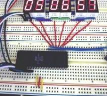 Digital Clock using Seven Segment Display and ATMega16