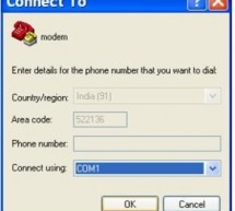 How to Interface a GSM (SIM 300) Modem with ATmega32 to Send and Receive SMS