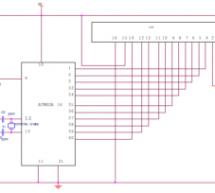 Interfacing 16X2 LCD to AVR Microcontroller