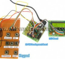 Microwave Controller using ATmega8 – AVR Project
