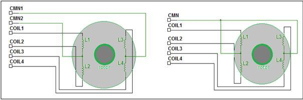 Speed and Direction Control of Stepper Motor using AVR Microcontroller