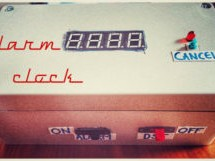 Alarm clock Using Atmega-328 and RTC
