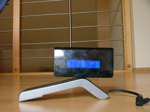 Atmega Alarmclock & Thermohumidity meter