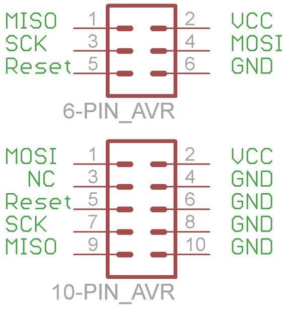Easy Technique for Bootloading Atmega328pu and Atmega328p-pu# Xolcano circuit