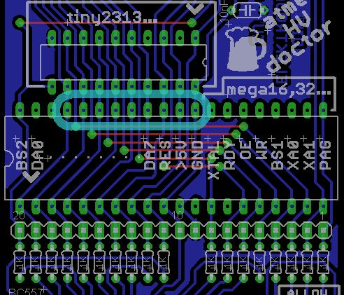How to fix dead atmega and attiny avr chips circuit