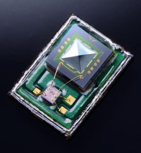 World's First MEMS with Intelligent IMU