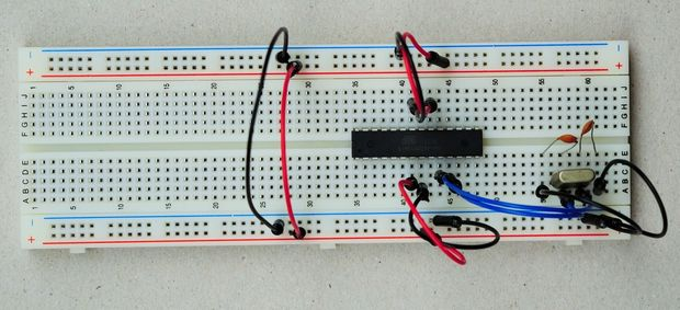 Program an ATmega168/328 with codebender