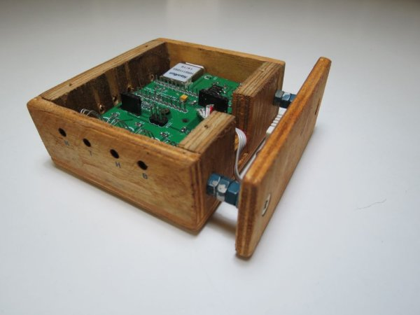 A Xively AMbient QUality MOnitor built on ATmega328