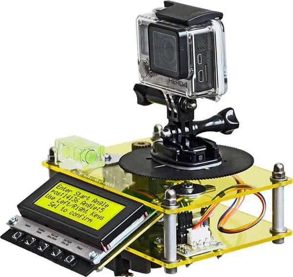 arduino-time-lapse-panorama-controller