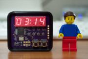 Mini 7-Segment Clock V3
