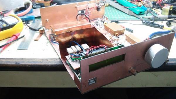 Specan – A reboot of the W7ZOI/K7TAU spectrum analyzer