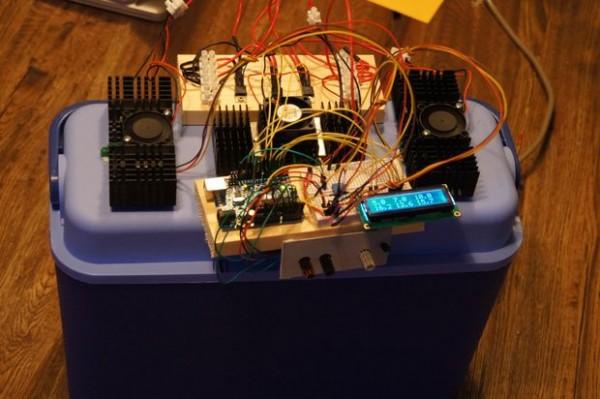 Overheat/Overcooling Circuit Breaker