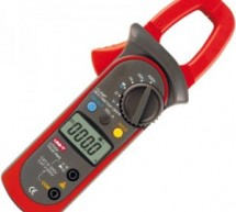 UT204 is able to measure DC current and also True RMS