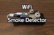 WiFi smoke detector