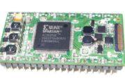 WireFrame FPGA Board , Breadboardable Xilinx XC3S250E Board