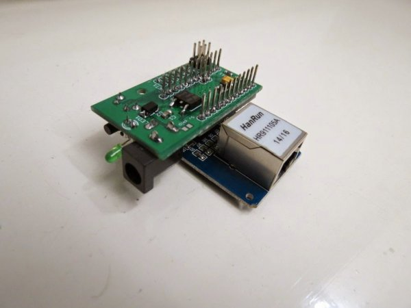 Cheap CO2 meter using the MQ135 sensor with AVR ATmega