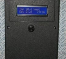 AVR Thermostat