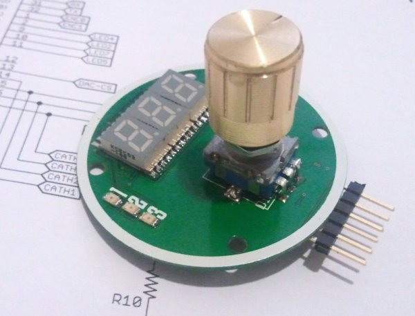 DigiPot – Rotary Encoder Digital Potentiometer