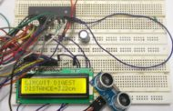 Distance Measurement using HC-SR04 and AVR Microcontroller