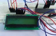 Interfacing LCD with ATmega32 Microcontroller