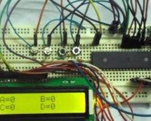 Microcontroller Based Electronic Voting Machine