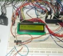RFID Based Toll Plaza System