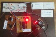 RFID based security system using AVR ATmega32 microcontroller