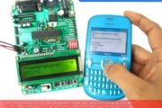 Remote Temperature Monitoring using GSM – AVR Project