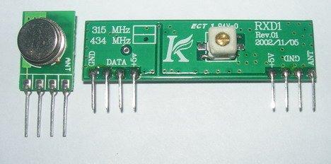 Servo motor control using AVR