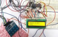 Touch Keypad Interfacing with ATmega32 Microcontroller