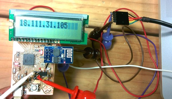 Week 11: Networking with ESP8266