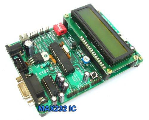 xBoard mini Remote Temperature Monitoring using GSM – AVR Project