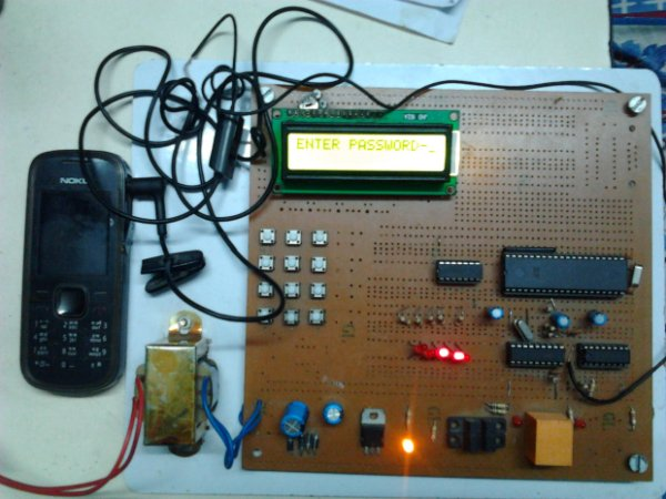 Analog to Digital Converter of ATmega32 with LED Display
