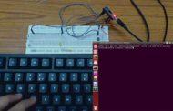 Atmega 32u4 Based LED Status