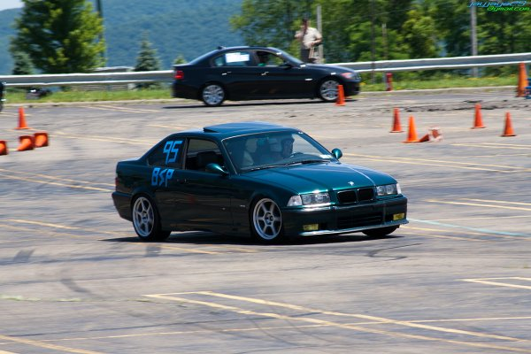 Autocross/Track day Data Logger for BMW E36 M3