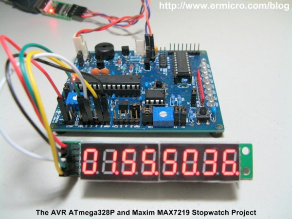 Building the I2C Smart DC Motor Controller with Atmel AVR Microcontroller – Part 1