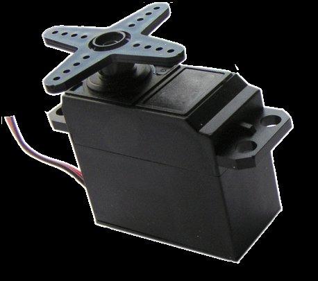 Interfacing Servo Motor with Atmega32 Microcontroller