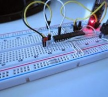 Irradiance/Illuminance Meter using TLR235R sensor with AVR Atmega