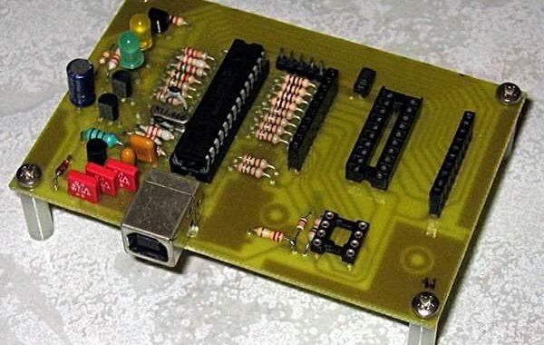 Open Programmer – USB programmer for PIC, EPROM, ATMEL, SPI